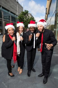 Get Gospel launching The Ultimate Christmas Fair low res