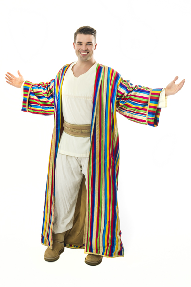 Joseph and the amazing technicolor dreamcoat waterfront magazines